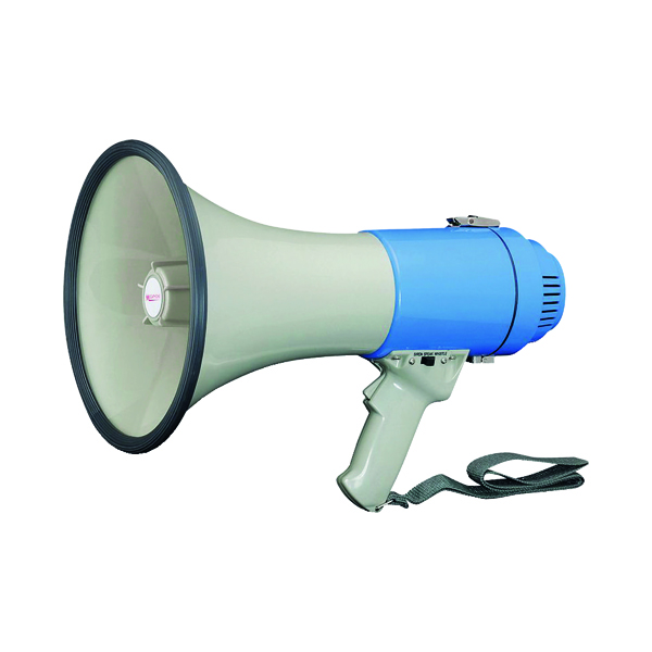 Power Megaphone With Siren (Up to 50 hours talk time) IVGMEGA