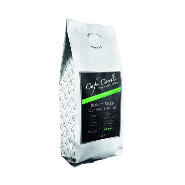 Cafe Corella Coffee Beans 227g JA400