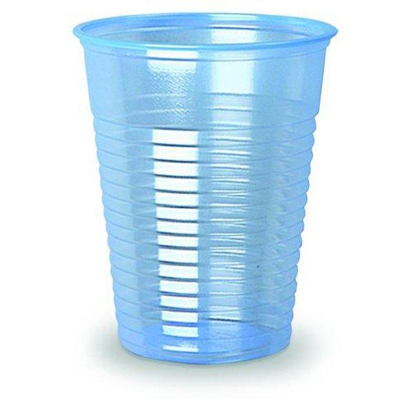 Initiative Blue Water Cups 7oz/20cl Pack 1000
