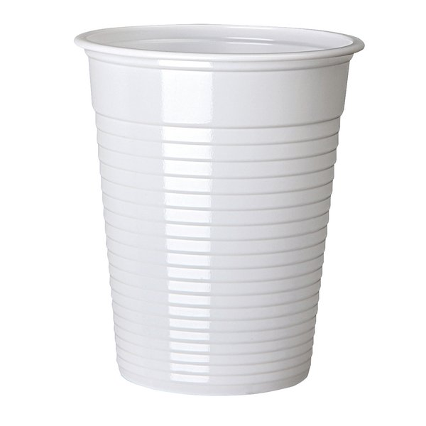 Initiative White Water Cups 7oz Pack of 1000