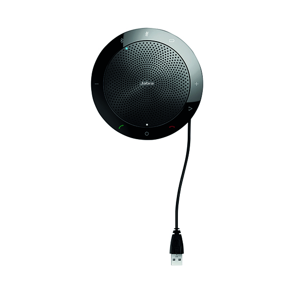 Jabra Speak 510 MS USB Speaker with Built In Microphone UC 7510-109