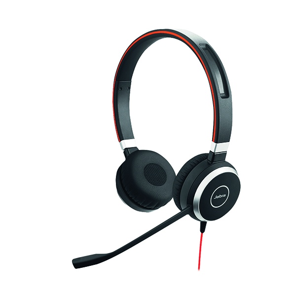 Jabra Evolve 40 MS Duo PC Headset 52653