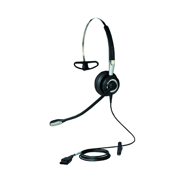 Jabra BIZ 2400 II QD Mono NC 3 in 1 (PeakStop technology keeps sounds levels safe)  2406-820-204