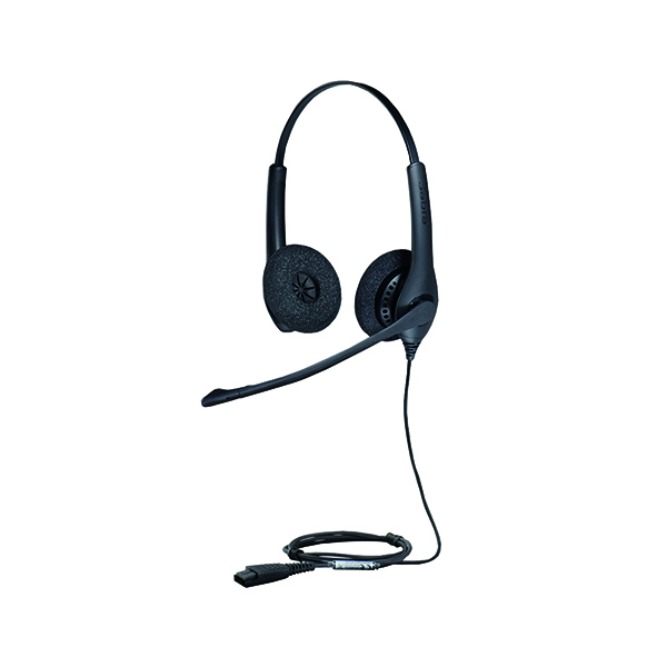 Image for Jabra Biz 1500 Duo Headset 1519-0154