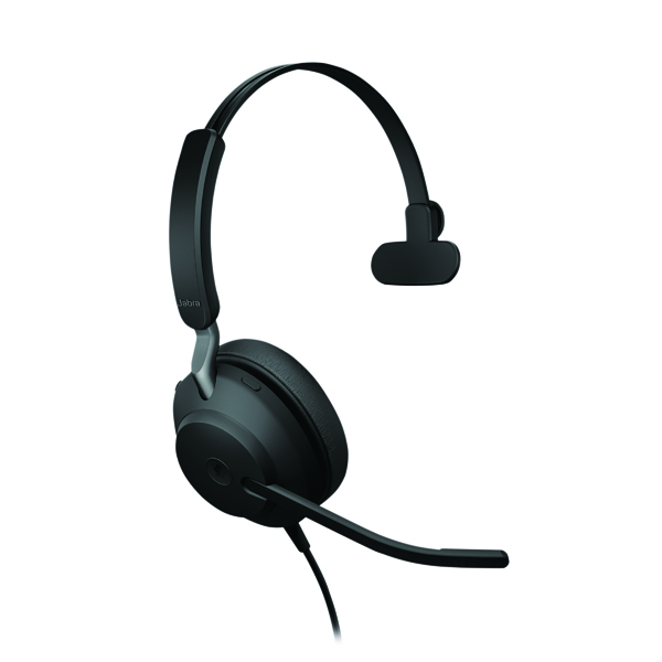 Jabra Evolve2 40 USB-A MS Mono 24089-899-999