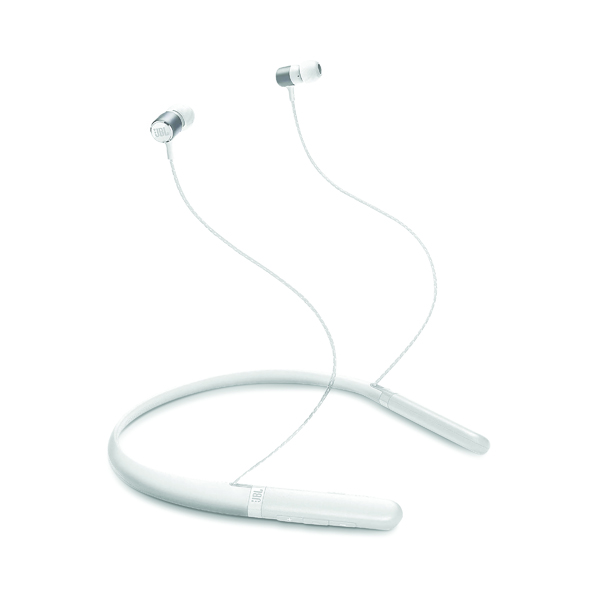 JBL LIVE200BT Bluetooth Headset White ACJBL014
