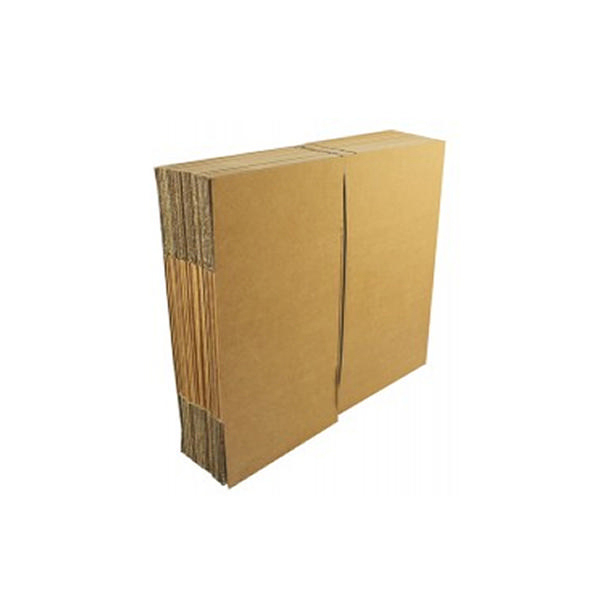 Double Wall Corrugated Dispatch Cartons 457x457x457mm Brown (Pack of 15) SC-63