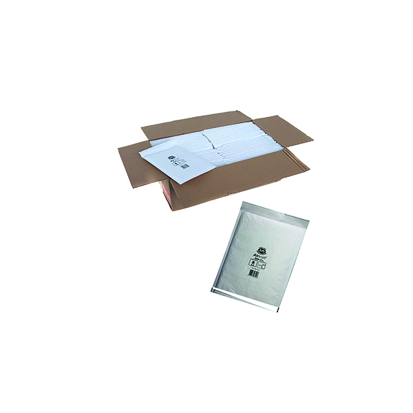 Jiffy Airkraft Bag Size 3 205x320mm White JL-3 (Pack of 10) 04891