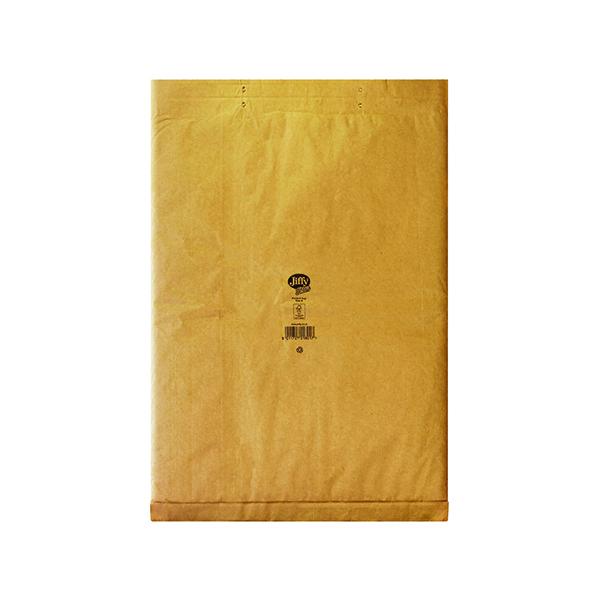 Jiffy Padded Bag Size 8 442x661mm Gold PB-8 (Pack of 50) JPB-8