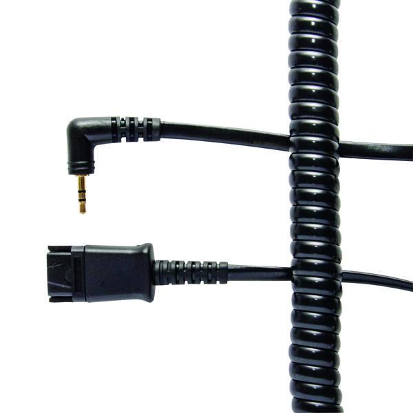 JPL 2.5mm Jack/PLX QD Cable BL-06+P