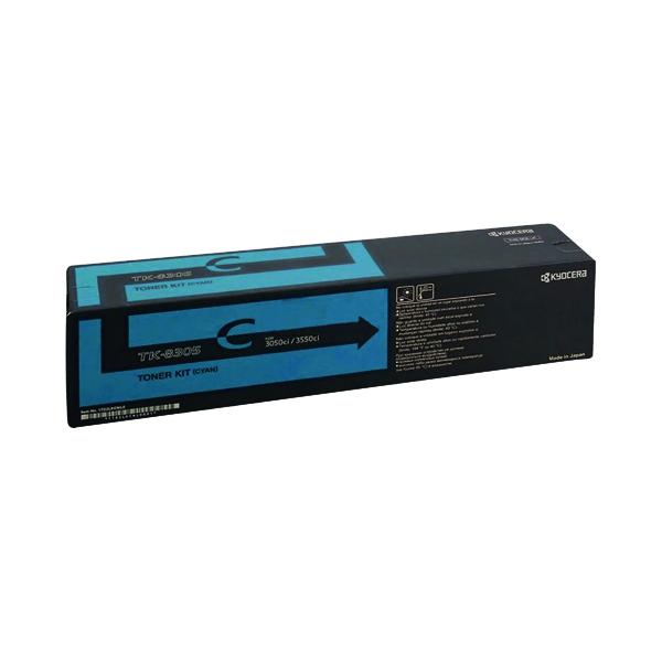 Kyocera Cyan TK-8305C Toner Cartridge
