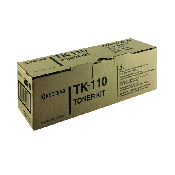 Kyocera Black Toner Cartridge High Capacity TK-110