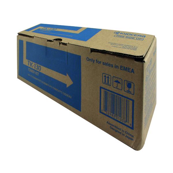 Kyocera TK130 Black Toner Cartridge 1T02HS0EUC