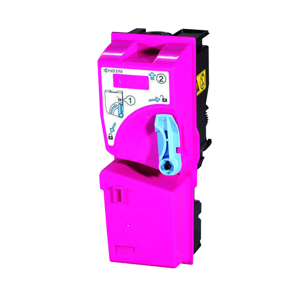 Kyocera TK-825M Magenta Toner Cartridge 1T02FZBEU0