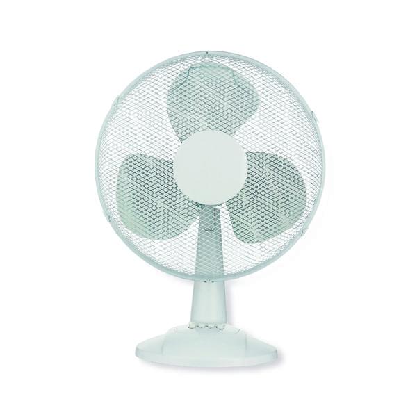 Q-Connect Desktop Fan 410mm/16 Inch KF00403