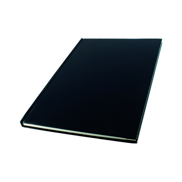Q-Connect Casebound Index Notebook 192 Pages A4 F00059