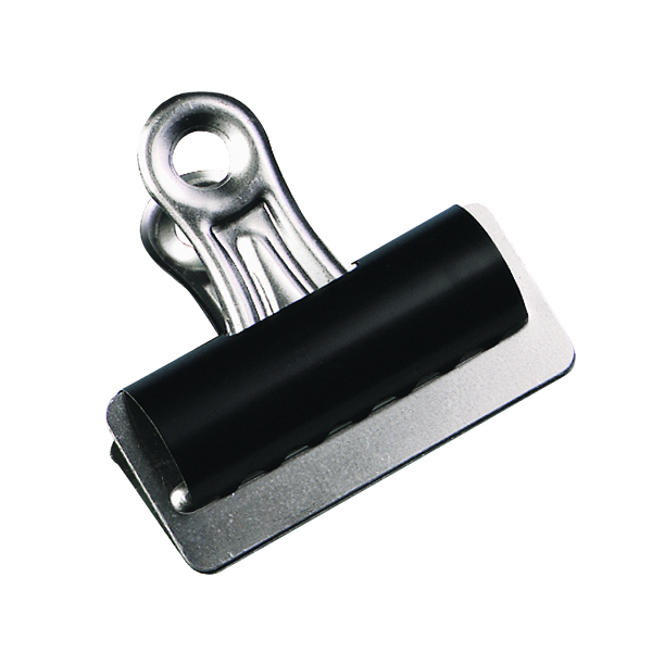 Q-Connect Grip Clip 25mm Black (Pack of 10) KF01287