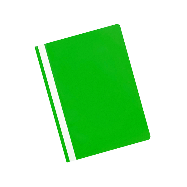 Q-Connect Project Folder A4 Green (Pack of 25) KF01456