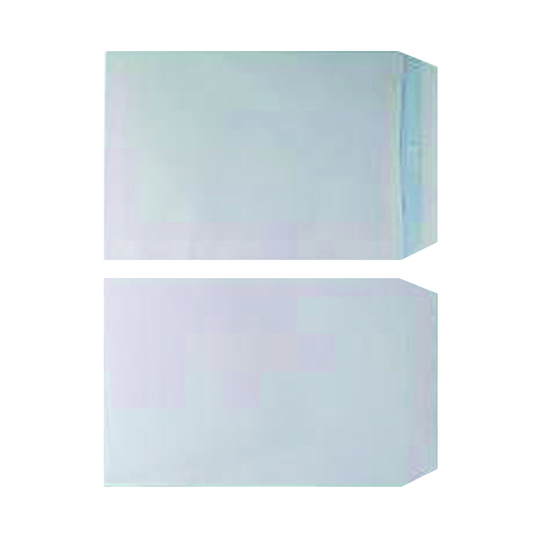 Q-Connect C4 Envelopes Self Seal 90gsm White (Pack of 250) KF02721