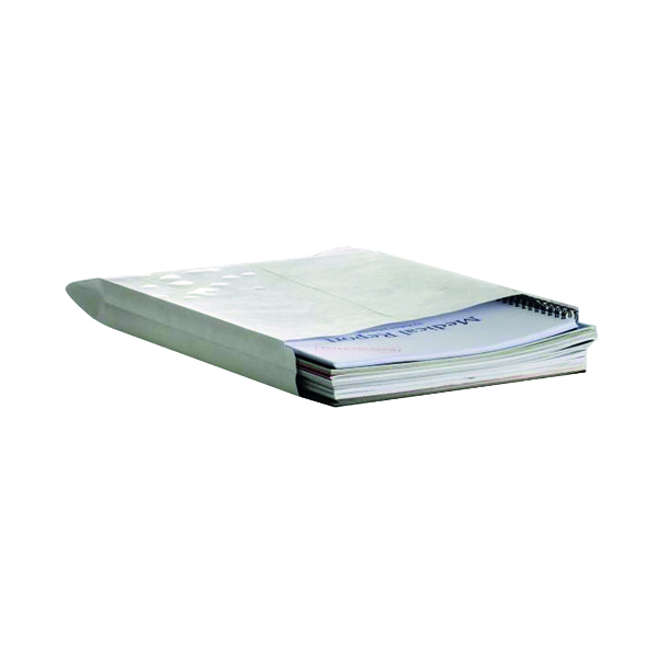 Q-Connect C4 Envelopes Gusset Peel and Seal 120gsm White (Pack of 125) KF02890