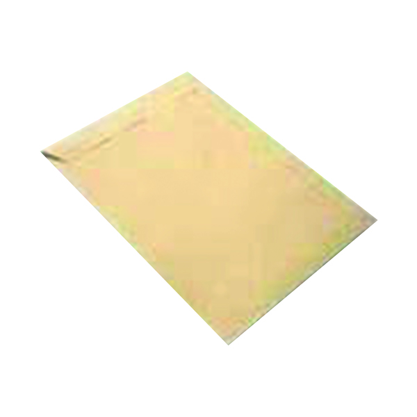 Q-Connect B4 Envelope 353x250mm Pocket Self Seal 90gsm Manilla (Pack of 250) KF02893