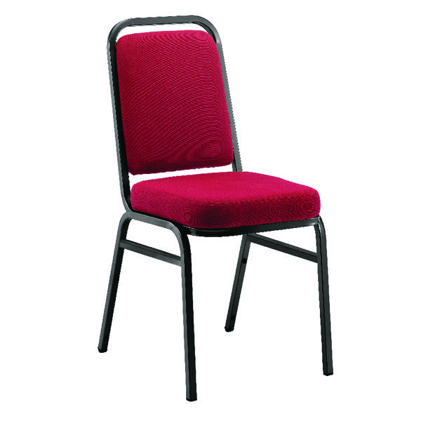 Arista Banqueting Chair Claret
