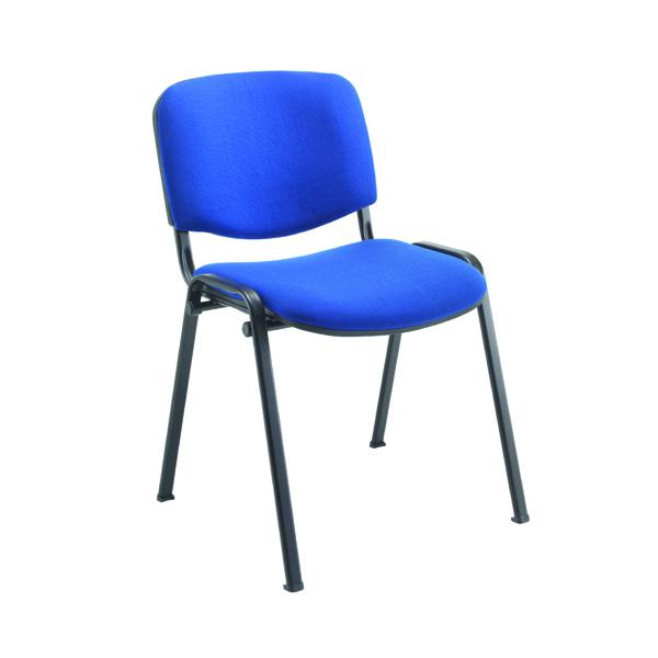 Jemini Ultra Multi Purpose Stacking Chair Blue/Black