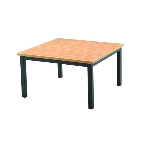 Jemini Reception Table Oak (W580 x D580 x H340mm)