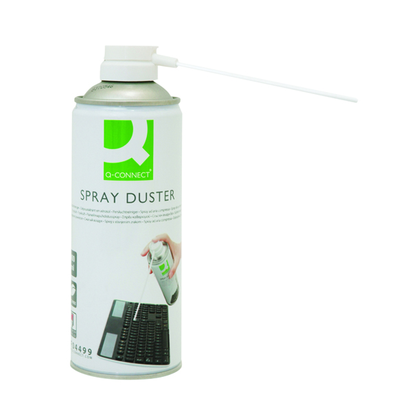 Q-Connect HFC-Free Air Duster 400ml 175-50-028