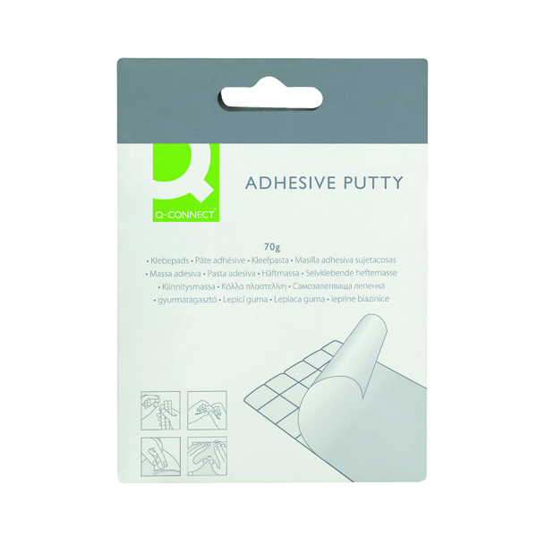 Q-Connect Adhesive Putty 70g