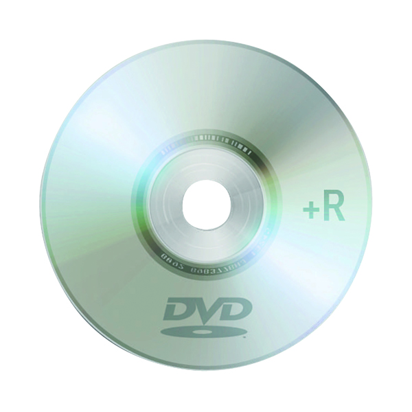 Q-Connect DVD+R Spindle 4.7GB (Pack of 50)