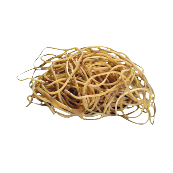 Q-Connect Rubber Bands No.63 76.2 x 6.3mm 500g
