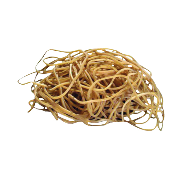 Q-Connect Rubber Bands No.65 101.6 x 6.3mm 500g