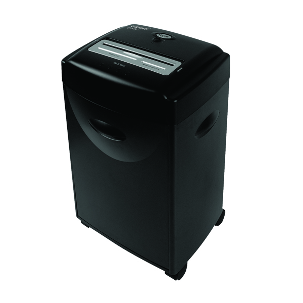 Q-Connect Q15CC Cross-Cut Shredder. Security Level 3. Bin capacity 35Ls.