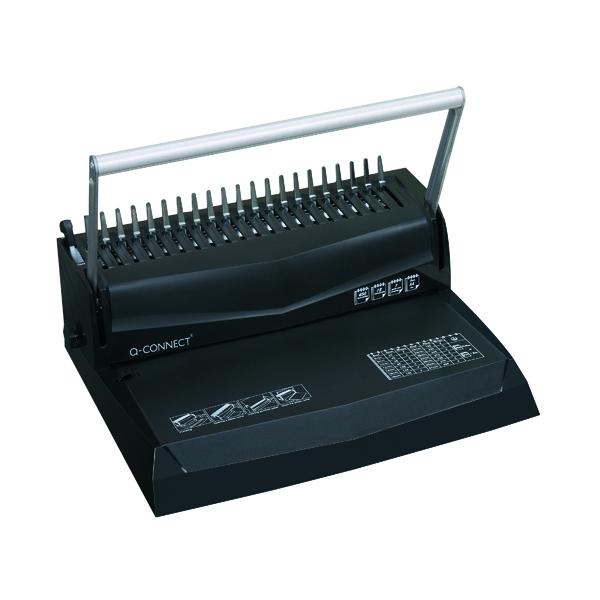Q-Connect Premium Comb Binder 12