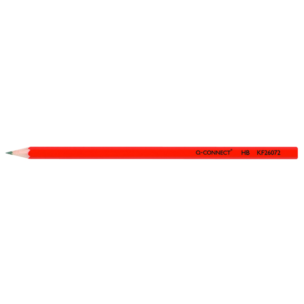 Q-Connect HB Office Pencil (Pack of 12) KF26072