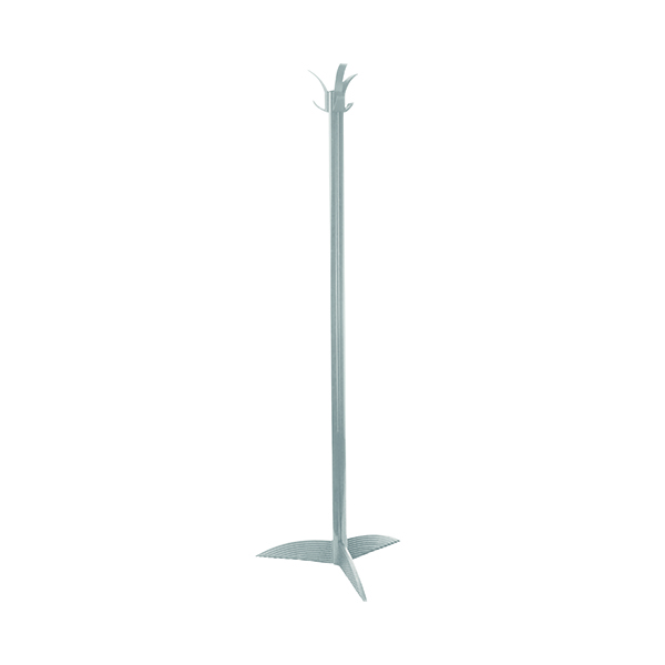 Jemini Hat and Coat Stand Grey NW233034