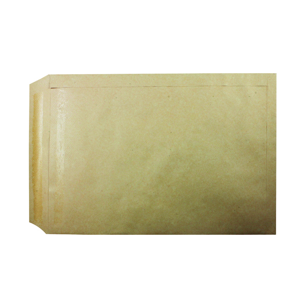 Q-Connect C3 Envelope 457x324mm Pocket Self Seal 115gsm Manilla (Pack of 125) 2505