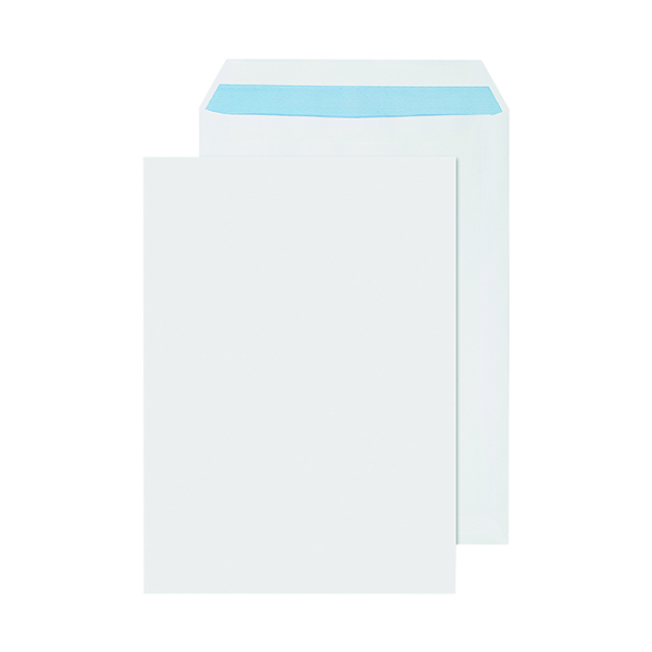 Q-Connect C4 Envelopes Self Seal 90gsm White (Pack of 250) 2906