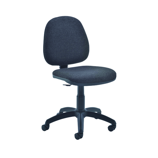 Jemini Sheaf Medium Back Operator Chairs (Adjustable back position for ergonomic use) CH0S13CH