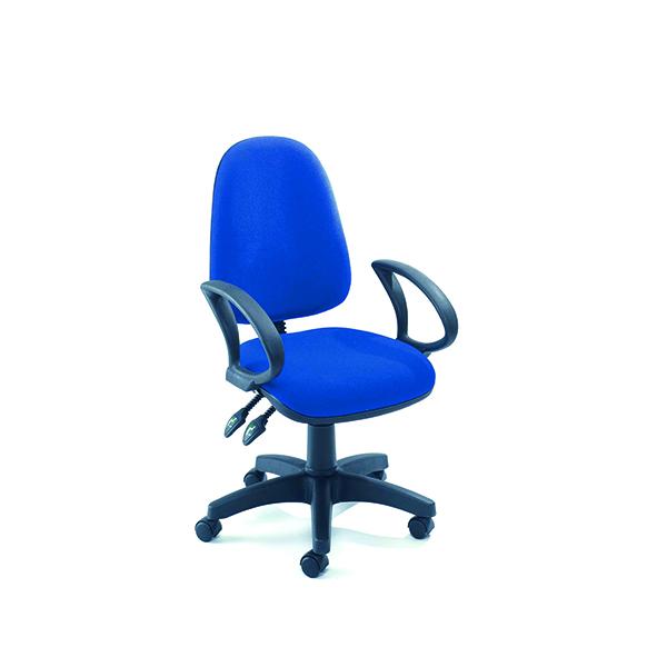 Jemini Sheaf High Back Tilt Operator Chairs CH0S10RB