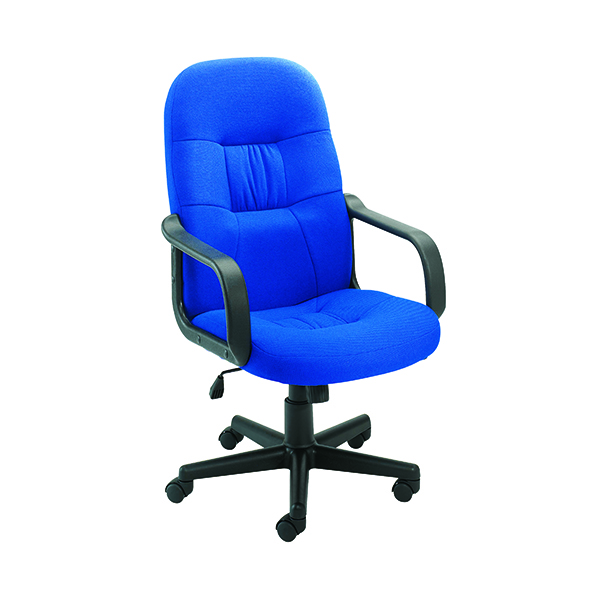 Jemini Ouse Fabric Executive Chairs