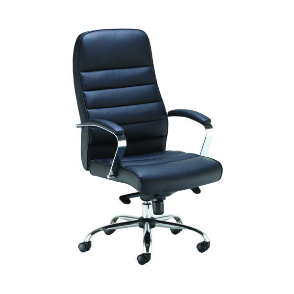 Jemini Ares Executive Chair PU Black