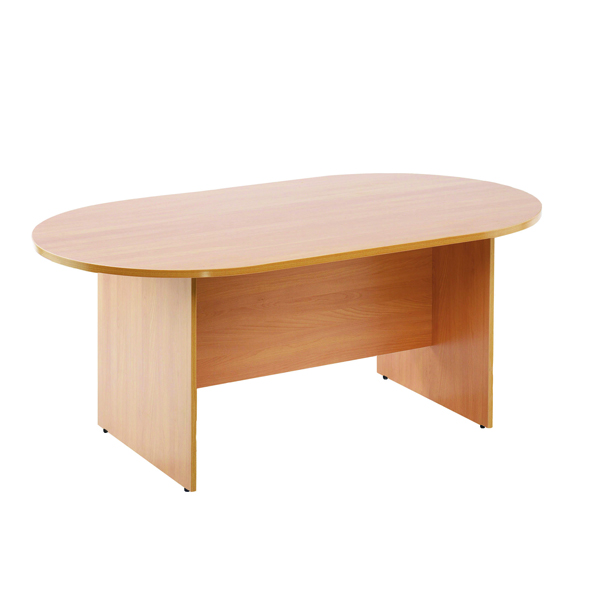 Arista Maple 1800mm Rectangular Meeting Table