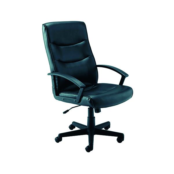 Jemini Hudson Leather Look Chair