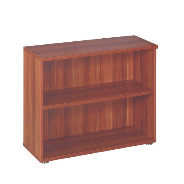 Image for Avior Cherry 800mm Bookcase (W1000 x D400 x H800mm) KF72312