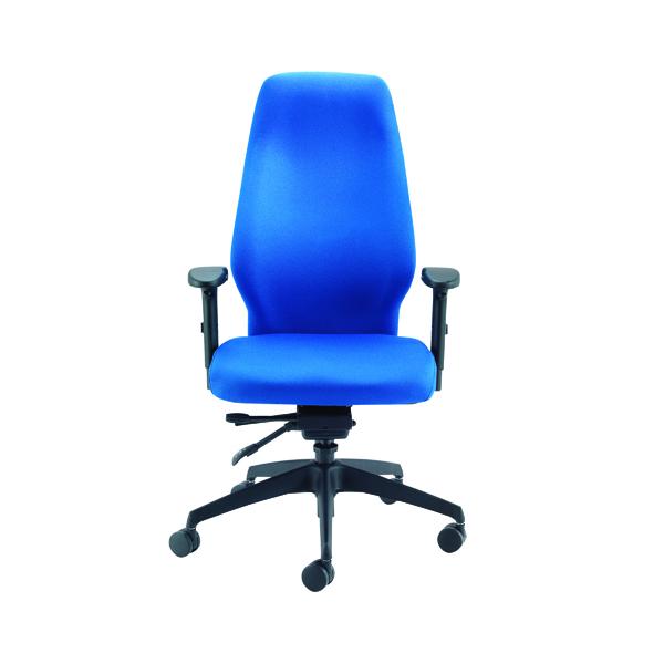 Cappela Dynamic High Back Posture Chairs CQ100/IL/ADJ3