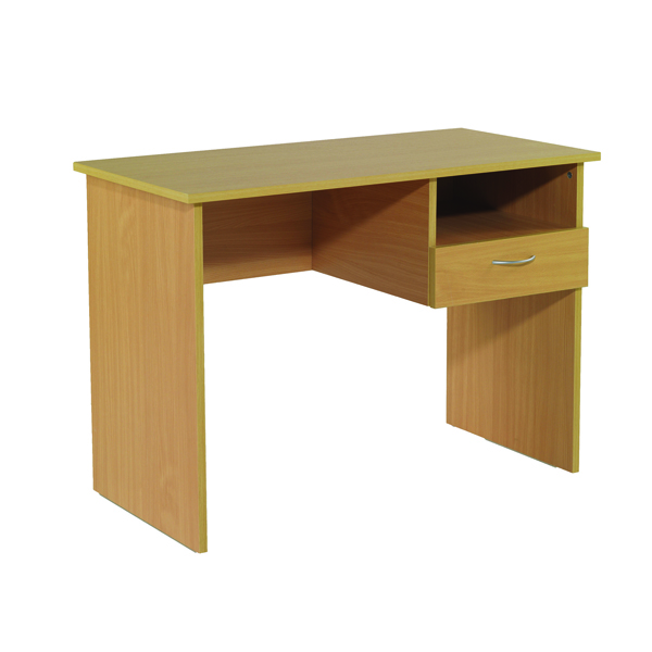 Serrion Beech Homework Desk (W1000 x D500 x H730mm) KF73665