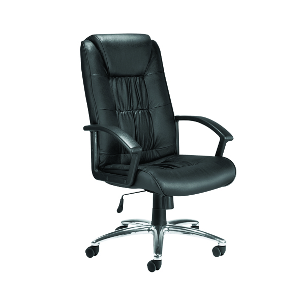 Jemini Tiber Leather Chair (For up to 8 hours usage)