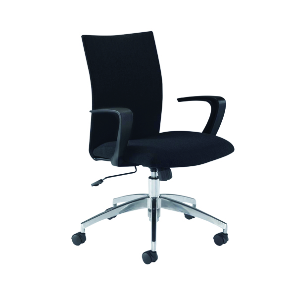 Arista Black Indus Soho Chair (Suitable for up to 5 hours)
